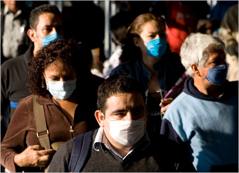 Latest outbreak of Swine Flu, are you protected?